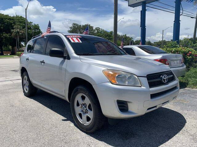 2011 Toyota RAV4 for sale at AUTO PROVIDER in Fort Lauderdale FL