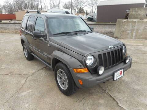 2005 Jeep Liberty for sale at RJ Motors in Plano IL