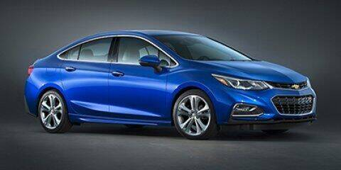 2016 Chevrolet Cruze for sale at J T Auto Group in Sanford NC