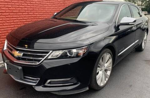 2016 Chevrolet Impala for sale at Cars R Us in Indianapolis IN