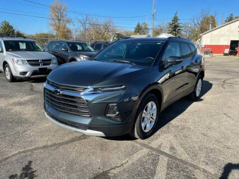 2019 Chevrolet Blazer for sale at Dean's Auto Sales in Flint MI