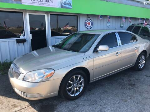 2008 Buick Lucerne for sale at EXECUTIVE CAR SALES LLC in North Fort Myers FL