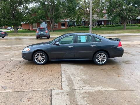2010 Chevrolet Impala for sale at Mulder Auto Tire and Lube in Orange City IA