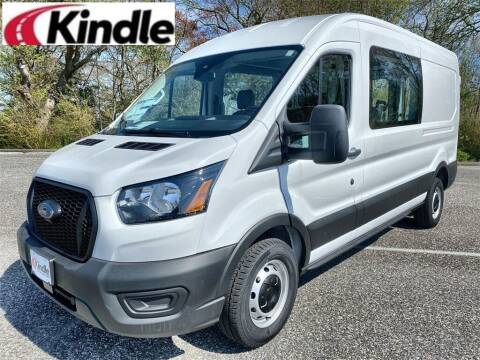 2021 Ford Transit Crew for sale at Kindle Auto Plaza in Middle Township NJ