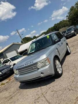 2007 Land Rover Range Rover for sale at Autocom, LLC in Clayton NC