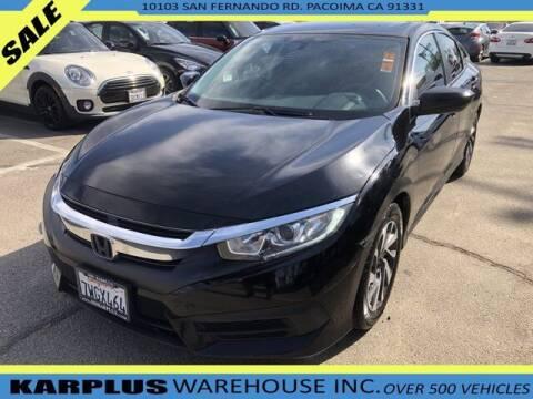 2017 Honda Civic for sale at Karplus Warehouse in Pacoima CA