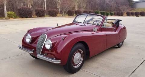 1953 Jaguar XK-Series for sale at NJ Enterprises in Indianapolis IN