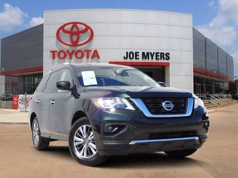 2020 Nissan Pathfinder for sale at Joe Myers Toyota PreOwned in Houston TX