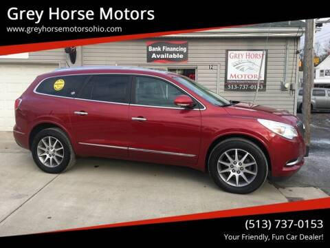 2013 Buick Enclave for sale at Grey Horse Motors in Hamilton OH
