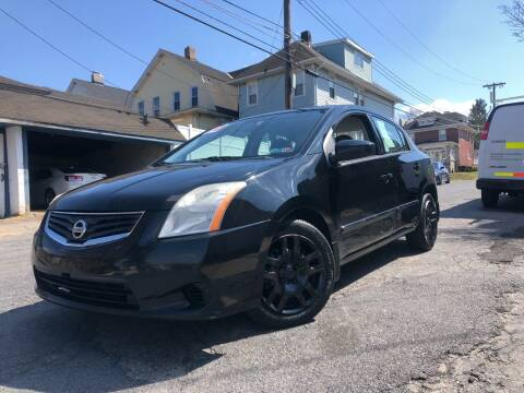 2010 Nissan Sentra for sale at Keystone Auto Center LLC in Allentown PA