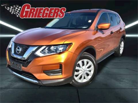 2017 Nissan Rogue for sale at GRIEGER'S MOTOR SALES CHRYSLER DODGE JEEP RAM in Valparaiso IN