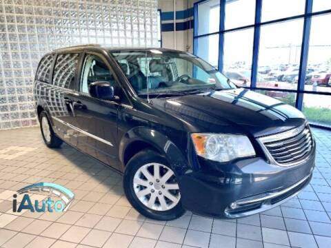 2014 Chrysler Town and Country for sale at iAuto in Cincinnati OH