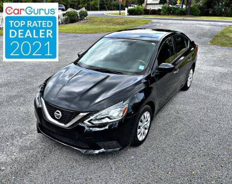 2016 Nissan Sentra for sale at Brothers Auto Sales of Conway in Conway SC