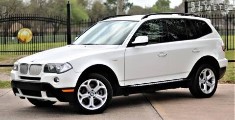 2010 BMW X3 for sale at Texas Auto Corporation in Houston TX