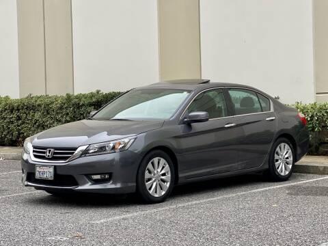 2015 Honda Accord for sale at Carfornia in San Jose CA