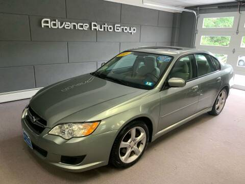 2009 Subaru Legacy for sale at Advance Auto Group, LLC in Chichester NH
