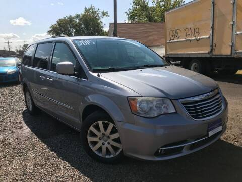 2015 Chrysler Town and Country for sale at 3-B Auto Sales in Aurora CO