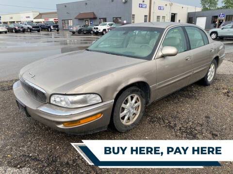2002 Buick Park Avenue for sale at Family Auto in Barberton OH