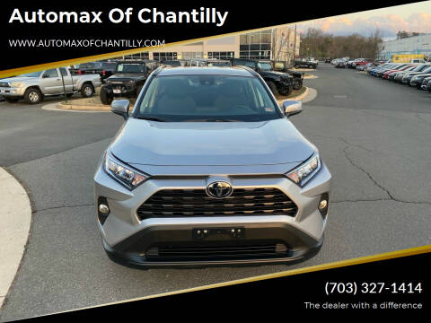 2021 Toyota RAV4 for sale at Automax of Chantilly in Chantilly VA