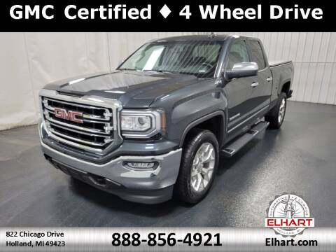 2018 GMC Sierra 1500 for sale at Elhart Automotive Campus in Holland MI