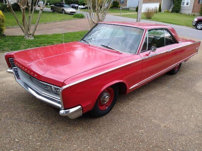 1966 Chrysler Newport for sale in Cadillac, MI