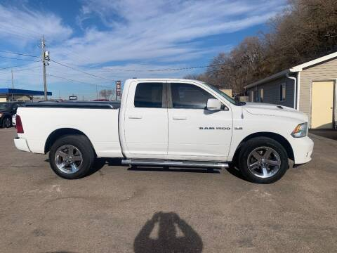 2011 RAM Ram Pickup 1500 for sale at Iowa Auto Sales, Inc in Sioux City IA