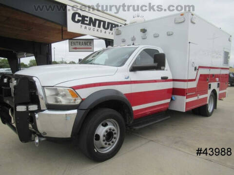 2014 RAM Ram Chassis 4500 for sale at CENTURY TRUCKS & VANS in Grand Prairie TX