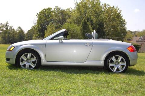2003 Audi TT for sale at New Hope Auto Sales in New Hope PA