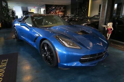 2014 Chevrolet Corvette for sale at OC Autosource in Costa Mesa CA