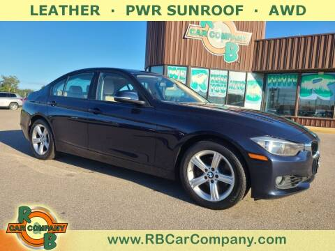 2014 BMW 3 Series for sale at R & B Car Co in Warsaw IN