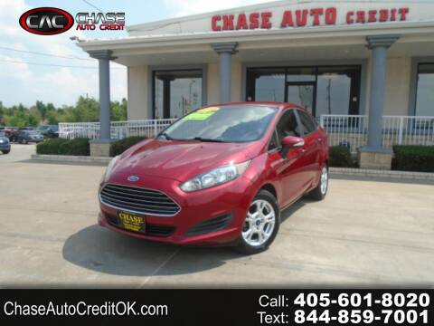 2016 Ford Fiesta for sale at Chase Auto Credit in Oklahoma City OK