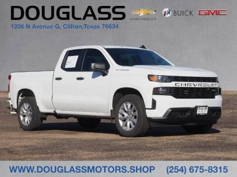 2019 Chevrolet Silverado 1500 for sale at Douglass Automotive Group in Central Texas TX