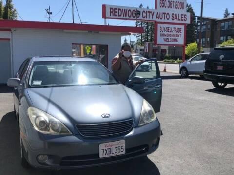 2005 Lexus ES 330 for sale at Redwood City Auto Sales in Redwood City CA