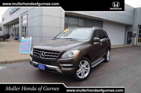 2013 Mercedes-Benz M-Class for sale at RDM CAR BUYING EXPERIENCE in Gurnee IL