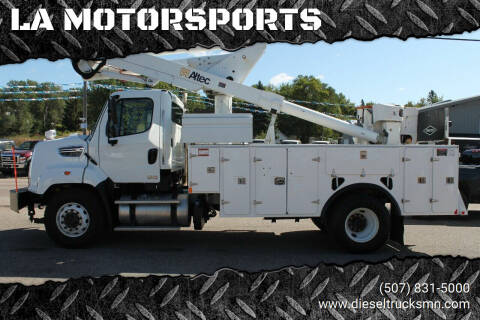 2013 Freightliner SD108 for sale at LA MOTORSPORTS in Windom MN