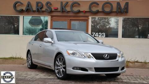 2011 Lexus GS 350 for sale at Cars-KC LLC in Overland Park KS