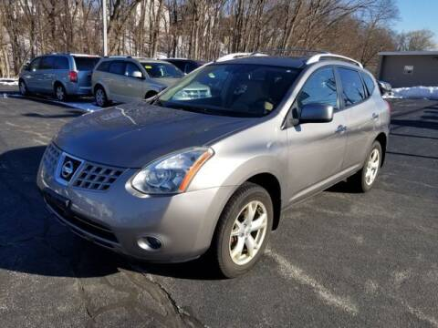 2010 Nissan Rogue for sale at Plymouthe Motors in Leominster MA