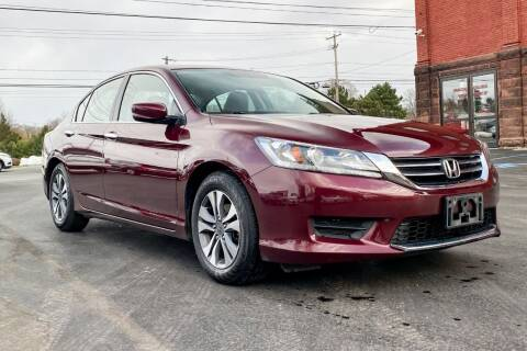 2013 Honda Accord for sale at Knighton's Auto Services INC in Albany NY