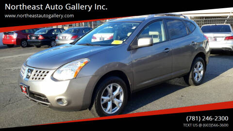 2009 Nissan Rogue for sale at Northeast Auto Gallery Inc. in Wakefield MA