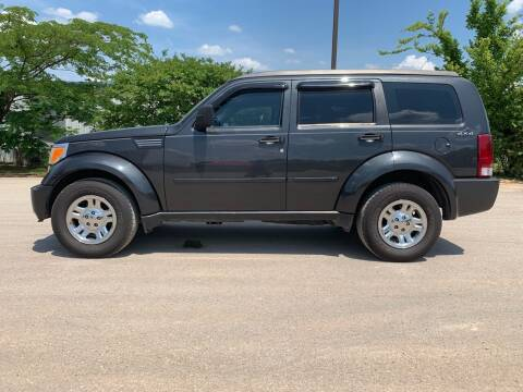 2011 Dodge Nitro for sale at Tennessee Valley Wholesale Autos LLC in Huntsville AL