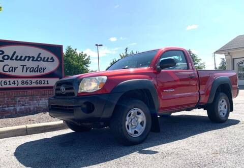 2009 Toyota Tacoma for sale at Columbus Car Trader in Reynoldsburg OH