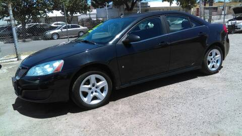 2010 Pontiac G6 for sale at Larry's Auto Sales Inc. in Fresno CA
