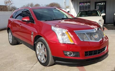 2012 Cadillac SRX for sale at East Dallas Automotive in Dallas TX