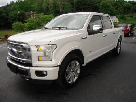 2015 Ford F-150 for sale at 1-2-3 AUTO SALES, LLC in Branchville NJ