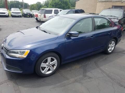 2012 Volkswagen Jetta for sale at Albi's Auto Service and Sales in Archbald PA