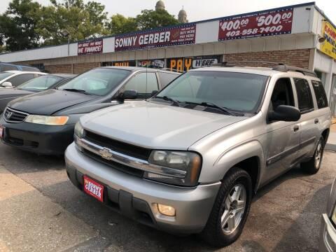 2004 Chevrolet TrailBlazer EXT for sale at Sonny Gerber Auto Sales in Omaha NE