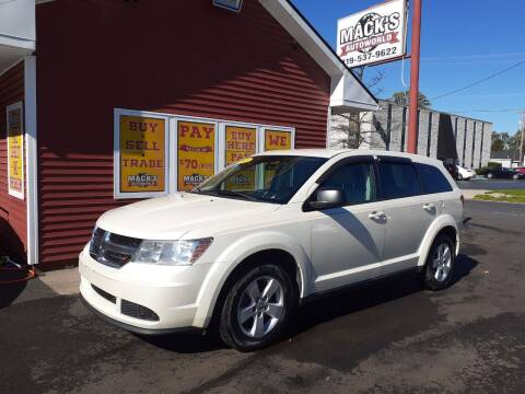 2013 Dodge Journey for sale at Mack's Autoworld in Toledo OH