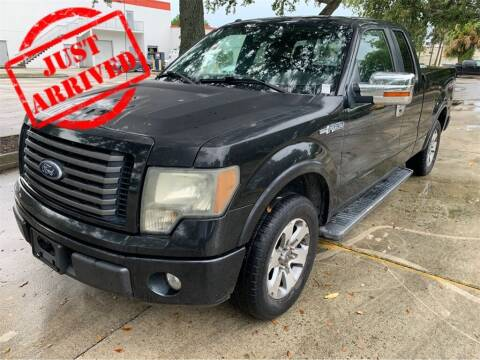 2010 Ford F-150 for sale at Florida Fine Cars - West Palm Beach in West Palm Beach FL