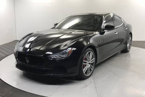 2017 Maserati Ghibli for sale at Stephen Wade Pre-Owned Supercenter in Saint George UT