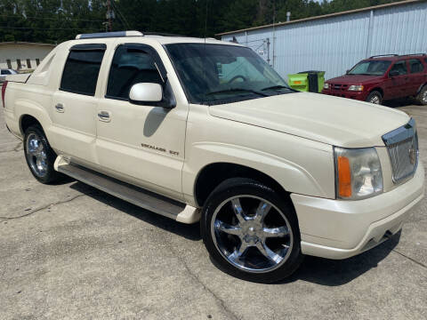 2006 Cadillac Escalade EXT for sale at Elite Motor Brokers in Austell GA
